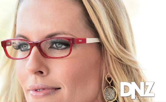 29d969c53bb09 Armação de Óculos da Linha DNZ + Lentes Antirreflexo