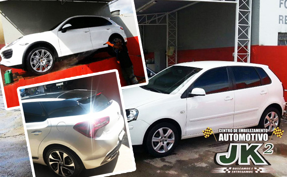 Carro Brilhando!!! Lavagem Parcial Externa e Interna + Higienização do Painel + Aspiração + Enceramento + Pretinho nos Pneus