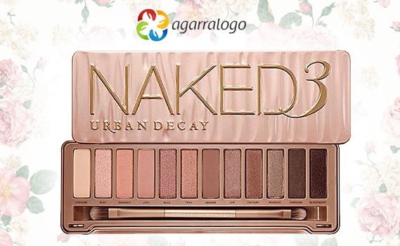 Novidade para as Mulheres!!! Paleta De Sombras Urban Decay Com 12 Cores - Naked 3!