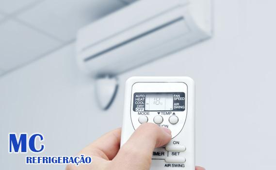 O CALOR ESTÁ CHEGANDO!!! NADA DE SOFRIMENTO! Instalação de Ar Condicionado SPLIT por apenas R$ 129,90 na MC REFRIGERAÇÃO. Divida em até 12 x de R$ 12,28
