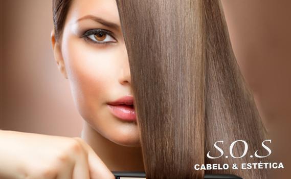 Solução do momento para cabelos danificados! 01 Reconstrução Capilar Pós Progressiva + 01 Corte + 01 Escova + Prancha. No Centro de Prudente.