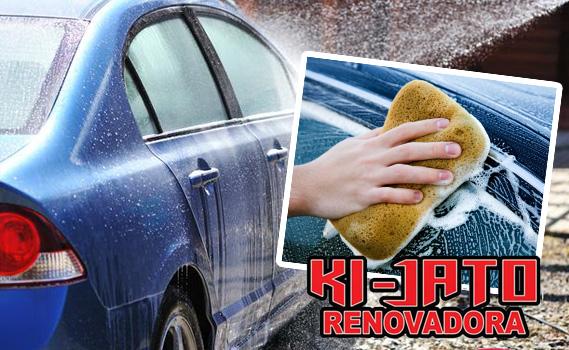 Cuide do seu carro e da sua saúde!!! 01 Lavagem Parcial Interna e Externa + Cera + Silicone + Pretinho + 01 Higienização de Ar Condicionado com Nebulizador