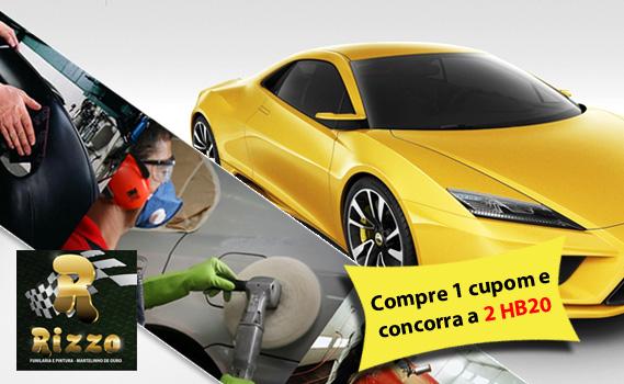 RALOU O PARA-CHOQUE?! De um trato no seu carro: Pintura de Para-choque + 01 Lavagem simples (externa, aspiração interna, silicone e pretinho nos pneus)