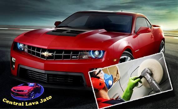 Proteja a Pintura do seu veículo por 6 meses!! Lavagem Completa Interna e Externa + Cristalização na Central Lava Jato. Ótima localização, próximo ao Parque Shopping