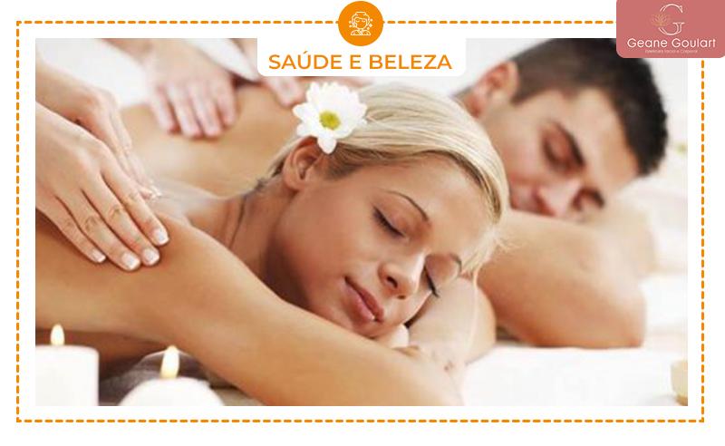 1 Mês de Massagem Relaxante para Homens e Mulheres