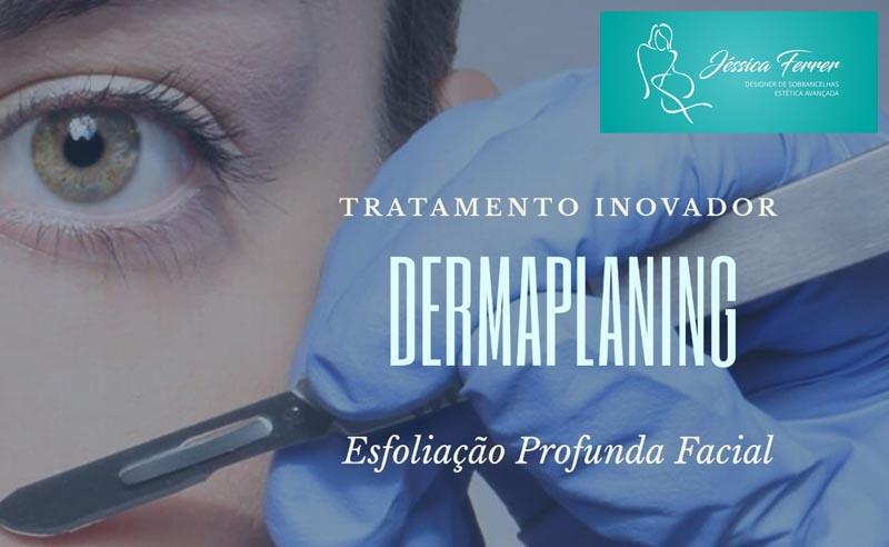 Dermaplaning + Peeling + LED + Hidratação